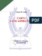 Codd Clara - Cartas a los aspirantes.pdf