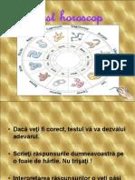 Test Horoscop