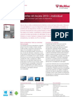 MAA DataSheet 2013