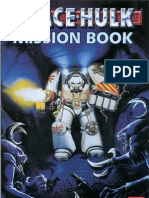 Space Hulk 2nd Edition - Missions Book