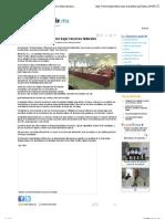 10/08/13 El Porvenir  Local  Dicen a alcalde rurales cómo bajar recursos federales
