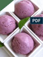 Gelato-Italian ice cream