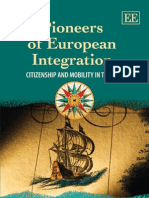 Pioneers of European Integration Citizenship