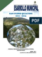 plan de desarrollo municipal 2013