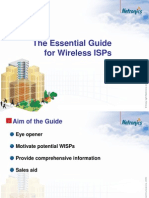 Netronics Essential Guide for Wireless ISPs