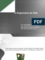 A Engenharia Da Web