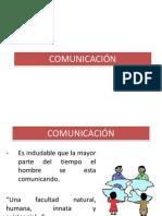 Proceso de la Comunicación Blog