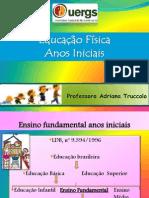 Tendências Pedagógicas em Educação Física