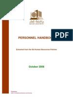 Personnel Handbook 15Oct08 en-1