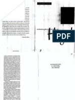 KOLEVE, Alexandre -Introdução à leitura de  Hegel