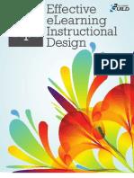 62 Tips para el Efectivo Diseño Instruccional en eLearning