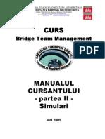 BTM OPerational - Caiet Cursant-Simulari