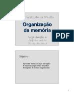 Organização Memoria.pdf