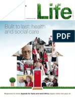 Red Cross Life, Issue 87, April 2012