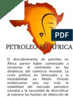 Petroleo en Africa