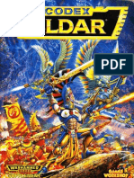 Codex Eldar 2nd Edition