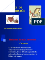 3 Sindrome de Malabsorcion