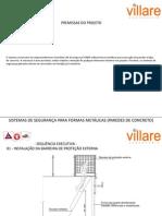 Modelos de Sistema Linha de Vida e EPC Obras