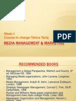 GW MMM Week-1 Management