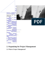 Organizing for Project Management-2
