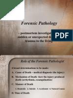 Ch 12 Postmortem Pathology