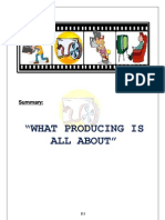 What Producing is All About