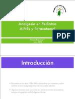 presentacion aines y paracetamol