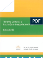 Turismo Cultural e Patrimônio Imaterial no Brasil
