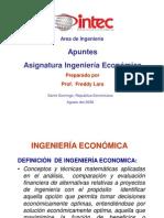 Ingenieria Economica INTEC