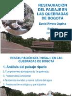 Ecologia Del Paisaje y Arquitectura