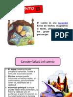 1.- Componentes y Estructura Del Cuento