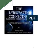Lyra Earth Connection - Brad Johnson