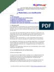 Materiales y Clasificacion