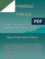 50150PATRIMÔNIO PÚBLICO ORIENTAÇOES