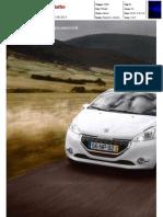 "RENAULT CLIO R.S. 200 EDC FRENTE AO MINI PACEMAN JCW E PEUGEOT 208 GTI NA ""TURBO"""
