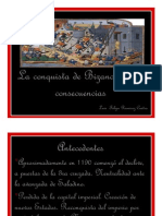 Unidad 9 La conquista de Bizancio y sus consecuencias - Luis Felipe Ramírez