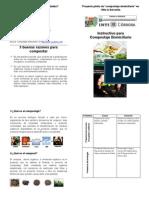 Proyecto Piloto de Compostaje Domiciliario en Villa La Serranita_OIT PROHUERTA CORDOBA_INTA