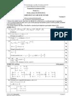 E c Matematica M1 Bar 09 LRO