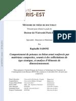 these doctorat Comportement de poteaux en béton armé.pdf