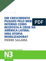 Uma resposta da América Latina a crise de 2008 - Pierre Salama