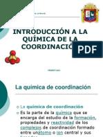 Quimica de Coordinacion Final