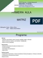 01 - Matriz