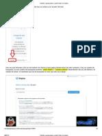 Habilitar Carpeta Publica o Public Folder en Dropbox
