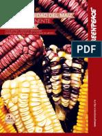 el origen y la diversidad del maíz en el continente americano