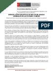 DIRINCRI LOGRÓ DESARTICULAR MÁS DE MIL BANDAS CRIMINALES EN LOS ÚLTIMOS 12 MESES