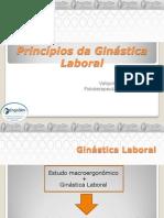 Apresentação Ginástica Laboral para empresas