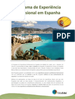 Estagios VidaEdu Programa de Experiencia Profissional Em Espanha Estagio