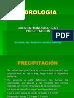 Cuenca Hidrografica y Precipitación - Sesión 2