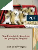 Izoimunizare RH