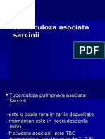 Tuberculoza asociata sarcinii